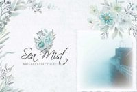 Sea Mist Watercolor Collection Thdkfw2