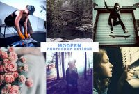 40 Modern Photoshop Actions 6 4704218